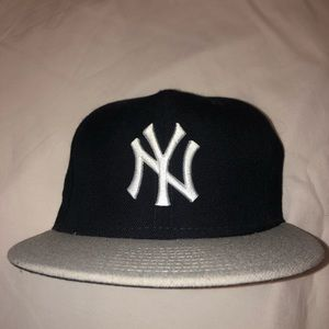New era Yankees flat bill